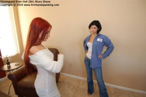 Firm Hand Spanking - Houseguest From Hell - Ba - image 6