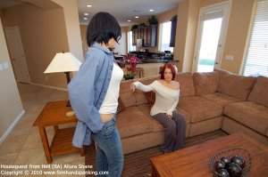 Firm Hand Spanking - Houseguest From Hell - Ba - image 7