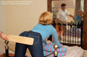 Firm Hand Spanking - Winter Of Discontent - H - image 15
