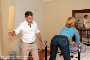 Firm Hand Spanking - Winter Of Discontent - H - image 17