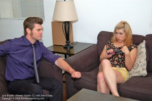 Firm Hand Spanking - Fitness Fanatic - C - image 17