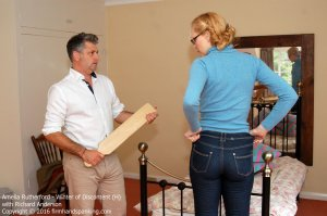 Firm Hand Spanking - Winter Of Discontent - H - image 16