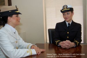 Firm Hand Spanking - Naval Discipline - E - image 6