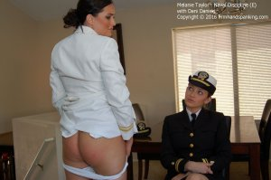 Firm Hand Spanking - Naval Discipline - E - image 12