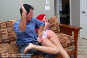 Firm Hand Spanking - Spanking Challenge - A - image 17