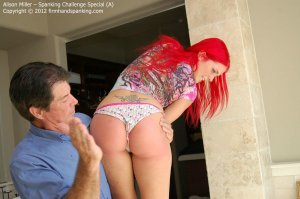 Firm Hand Spanking - Spanking Challenge - A - image 3