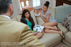 Firm Hand Spanking - College Girl Discipline - Be - image 5