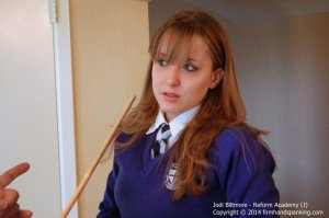 Firm Hand Spanking - Reform Academy - J - image 5
