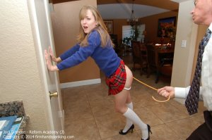 Firm Hand Spanking - Reform Academy - J - image 9