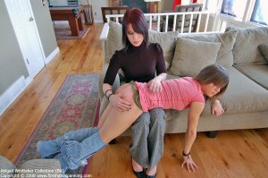 Firm Hand Spanking - Giving It Up - A - image 2