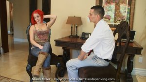 Firm Hand Spanking - Reform School - Gb - image 5