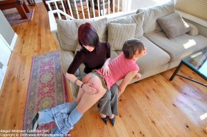 Firm Hand Spanking - Giving It Up - A - image 16