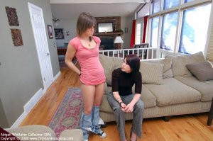 Firm Hand Spanking - Giving It Up - A - image 10