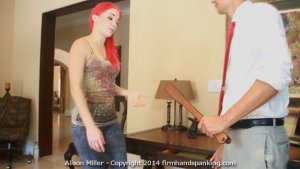 Firm Hand Spanking - Reform School - Gb - image 6