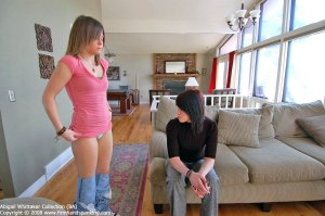 Firm Hand Spanking - Giving It Up - A - image 9