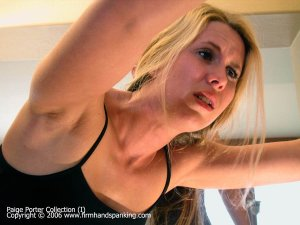 Firm Hand Spanking - Tearful Paddling - image 17