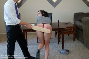 Firm Hand Spanking - Secretary - Be - image 15