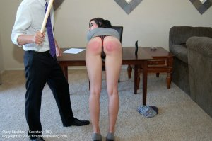 Firm Hand Spanking - Secretary - Be - image 9
