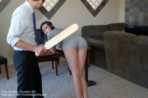 Firm Hand Spanking - Secretary - Be - image 5