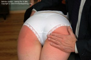 Firm Hand Spanking - Asking For It - Ba - image 4