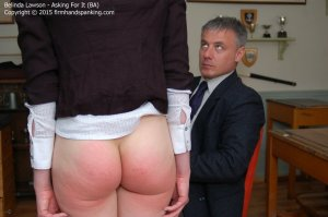 Firm Hand Spanking - Asking For It - Ba - image 3