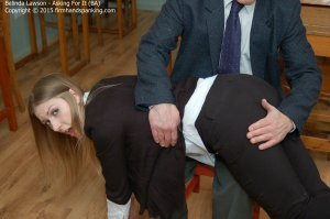Firm Hand Spanking - Asking For It - Ba - image 9