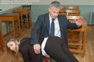Firm Hand Spanking - Asking For It - Ba - image 10
