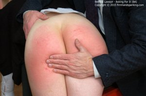 Firm Hand Spanking - Asking For It - Ba - image 11