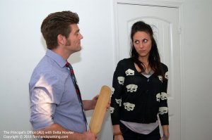 Firm Hand Spanking - Principal's Office - Au - image 2