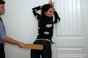 Firm Hand Spanking - Principal's Office - Au - image 7