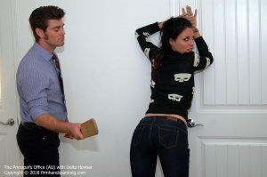 Firm Hand Spanking - Principal's Office - Au - image 11