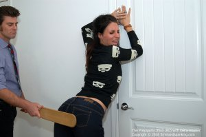 Firm Hand Spanking - Principal's Office - Au - image 5