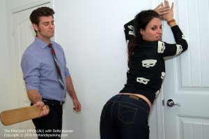 Firm Hand Spanking - Principal's Office - Au - image 4