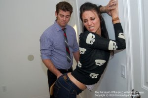 Firm Hand Spanking - Principal's Office - Au - image 13