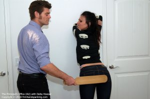Firm Hand Spanking - Principal's Office - Au - image 10