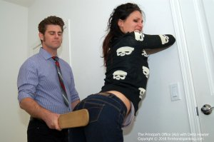Firm Hand Spanking - Principal's Office - Au - image 17