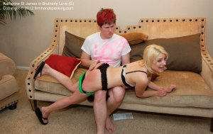 Firm Hand Spanking - Brotherly Love - G - image 1