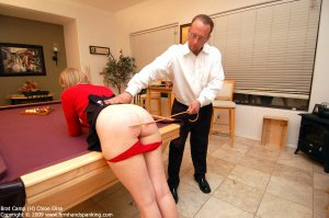 Firm Hand Spanking - Brat Camp - H - image 5