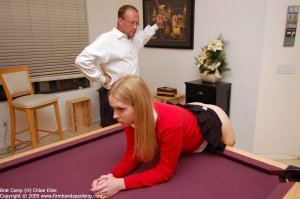 Firm Hand Spanking - Brat Camp - H - image 10