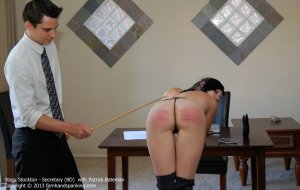 Firm Hand Spanking - Secretary - Bd - image 2