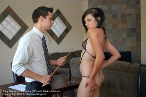 Firm Hand Spanking - Secretary - Bd - image 15