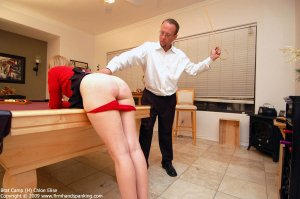 Firm Hand Spanking - Brat Camp - H - image 12