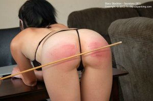 Firm Hand Spanking - Secretary - Bd - image 13