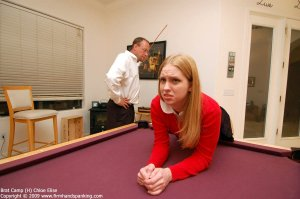Firm Hand Spanking - Brat Camp - H - image 15