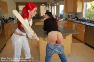 Firm Hand Spanking - Houseguest From Hell - Bp - image 11