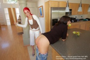 Firm Hand Spanking - Houseguest From Hell - Bp - image 12