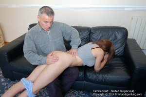 Firm Hand Spanking - Busted Burglars - A - image 14