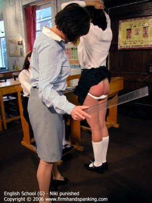 Firm Hand Spanking - 21.04.2006 - Bare Bottom Spanking - image 5