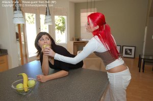 Firm Hand Spanking - Houseguest From Hell - Bp - image 18