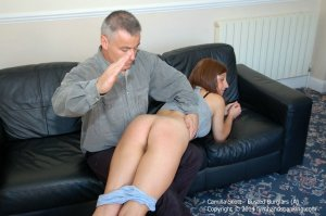 Firm Hand Spanking - Busted Burglars - A - image 11